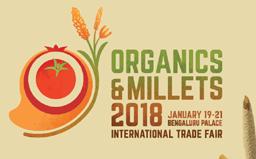 """Organics and Millets 2018 International Trade Fair"" (Индия)"
