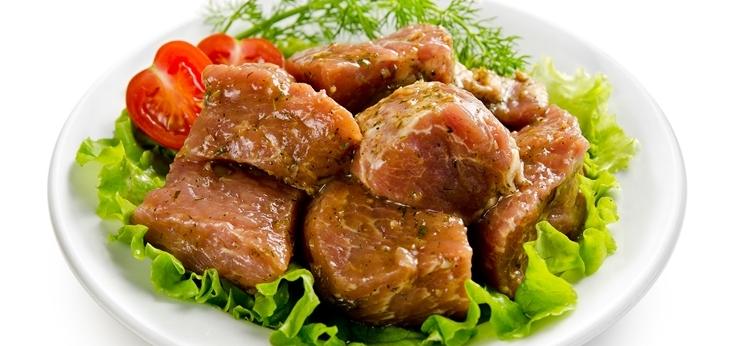 Шашлык Фирменный из свинины
