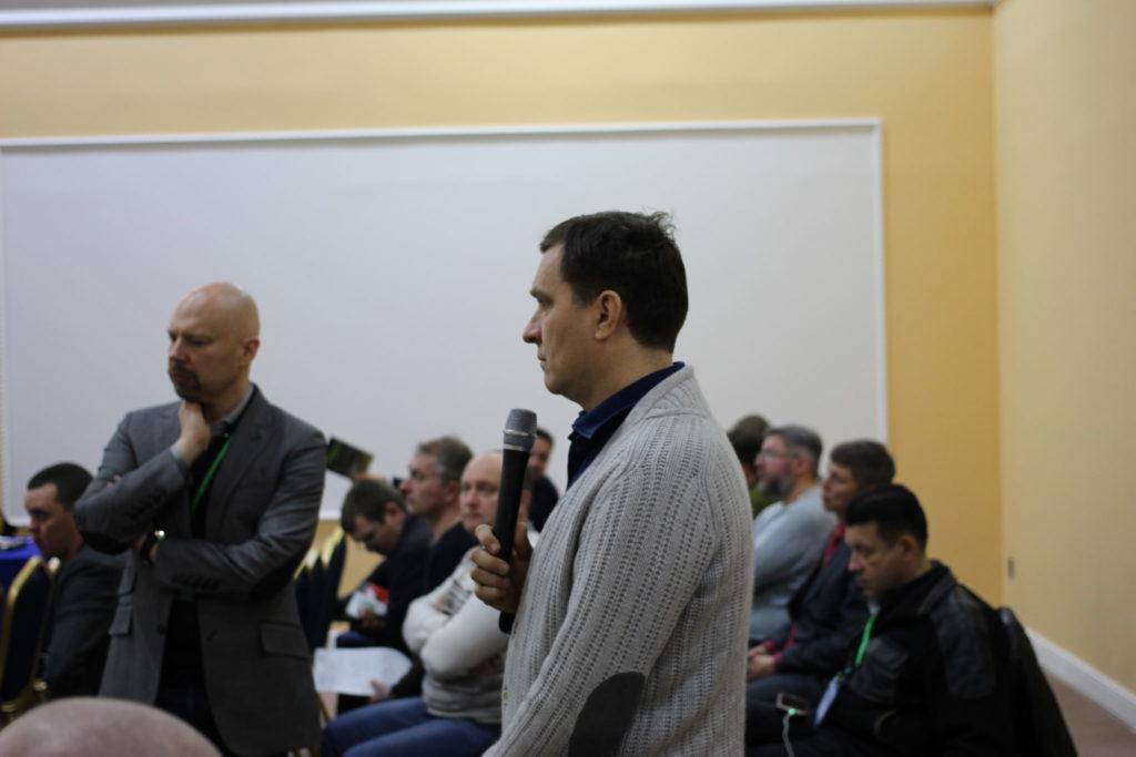Юрий Рябухин, Генеральный директор, сооснователь, Член Совета Директоров компании «Солнечная планета»
