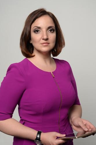 Генеральный директор Издательского дома «Агробезопасность» Ольга Лесных