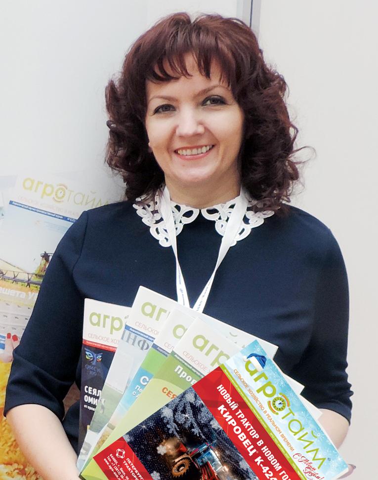 Агротайм Ольга Геннадьевна Кадушкина