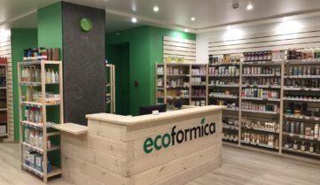 1 апреля в городе Ростов-на-Дону открылся первый органик маркет ECOFORMICA