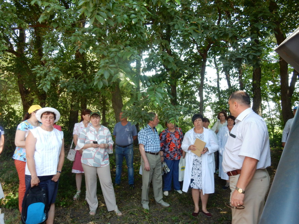 Члены Союза органического земледелия приняли участие в  выездном Ученом совете ВИР им. Н.И. Вавилова на Кубанской опытной станции ВИР