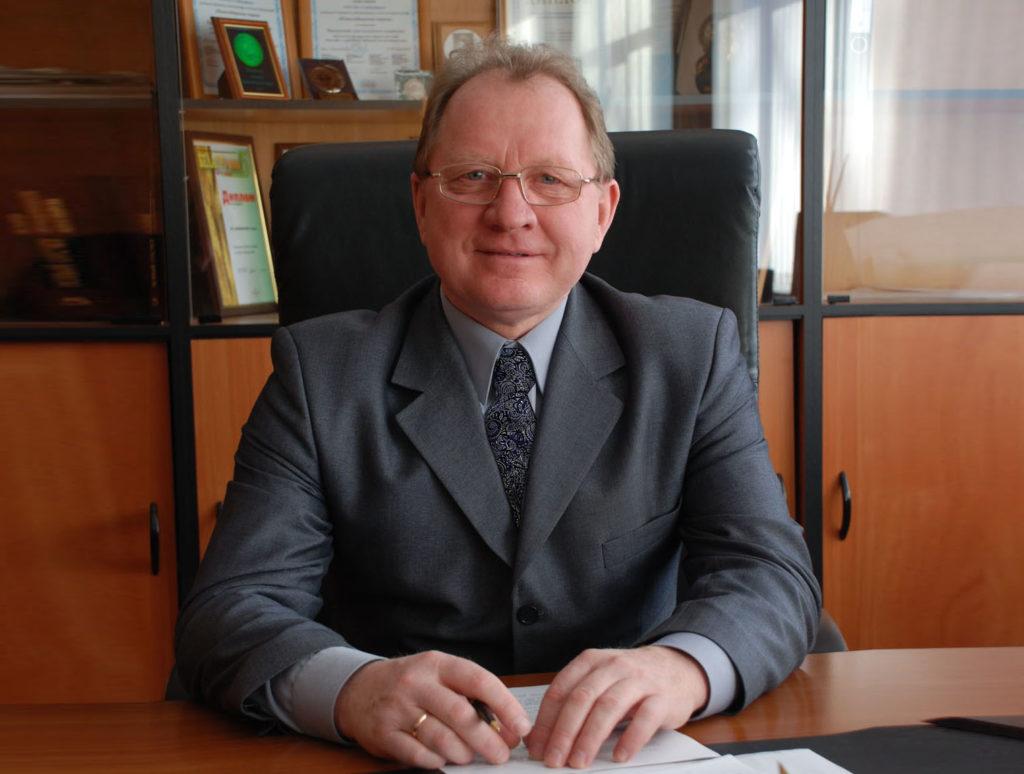 Генеральный директор ООО ПО «Сиббиофарм» Ефимов Михаил Иванович