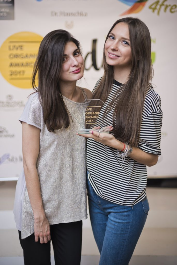 победители Live Organic Awards