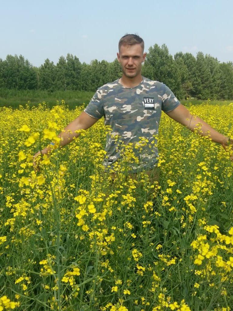 агроном-консультант А.С. Манакин