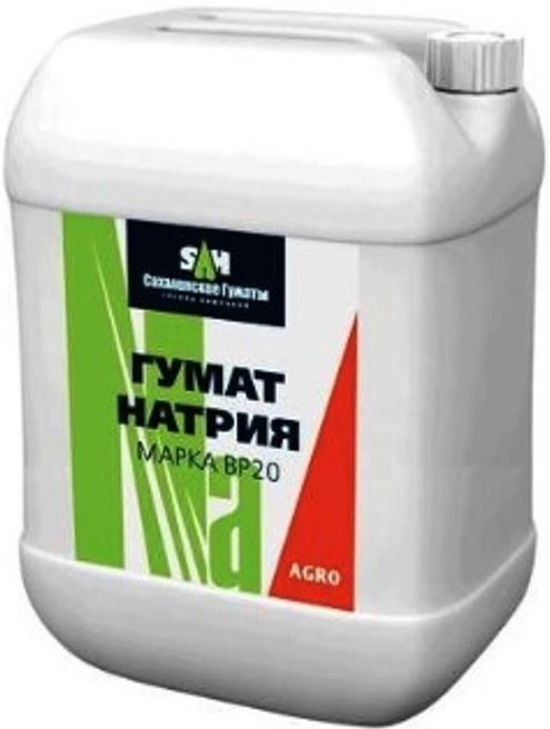 Водный раствор гумата натрия «Сахалинский»