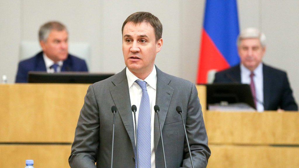 Министра сельского хозяйства РФ Дмитрий Патрушев
