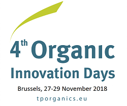 27-29 ноября Дни инноваций в органическом сельском хозяйстве международной технологической платформы TP Organic в Брюсселе